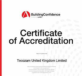 TecoZam, a Technological group in the Construction Industry.
