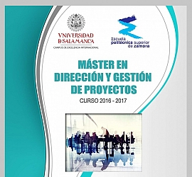 Tecozam announces the Master in Management and Project Management for the year 2016 and 2017