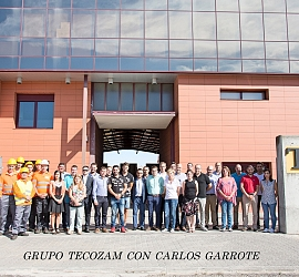 Grupo TecoZam with sport