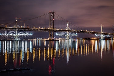 Forth Crossing Bridge