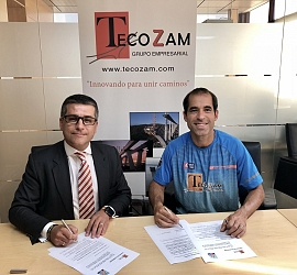 TecoZam Group with Sports.
